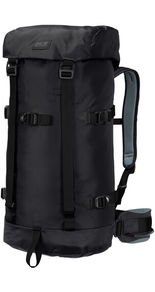 Jack Wolfskin Rock On 30 - Mochila - negro